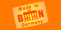 Made in Berlin, Germany, Europe